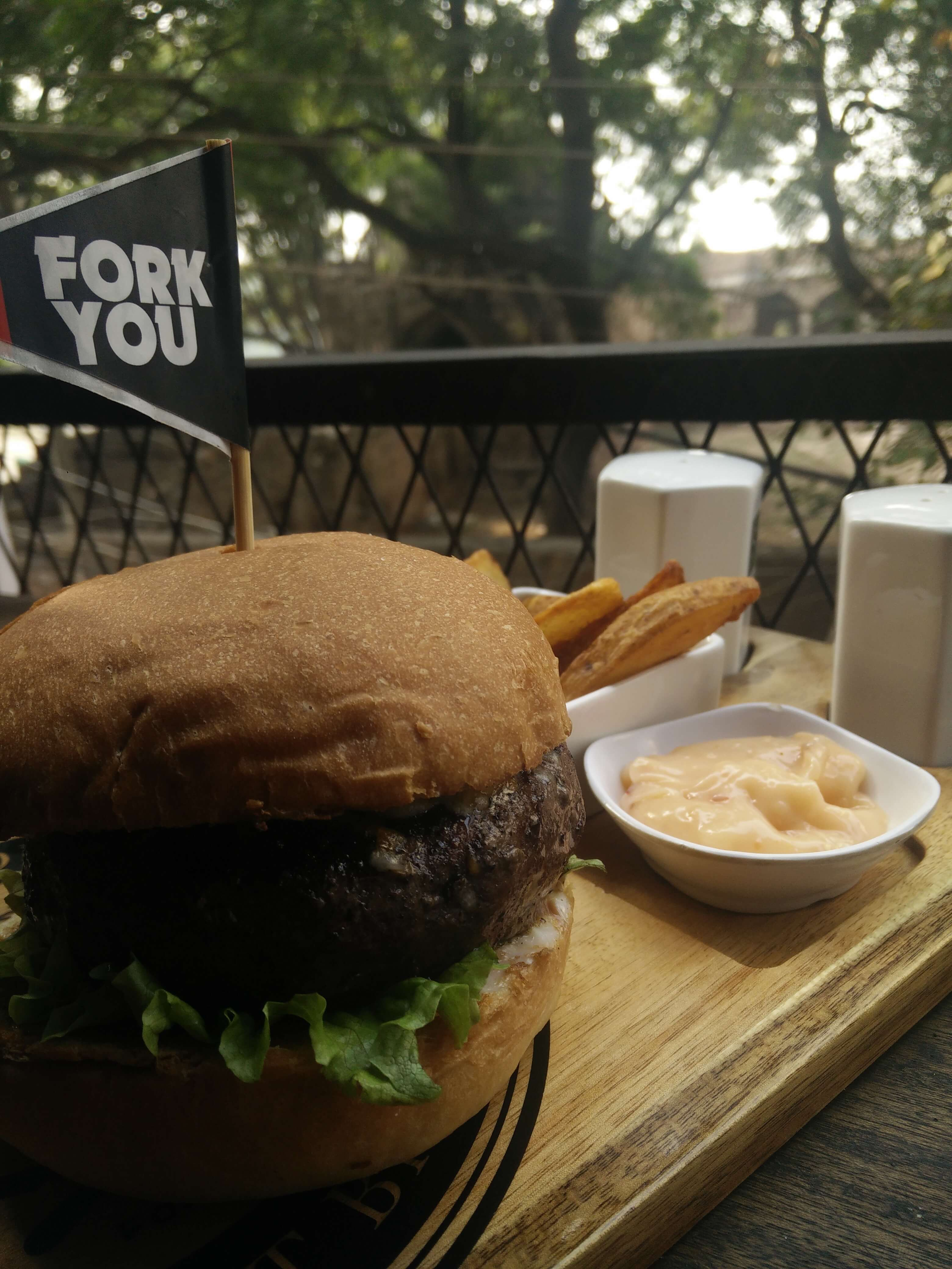 FORK YOU : The Impeccable Culinary Delight