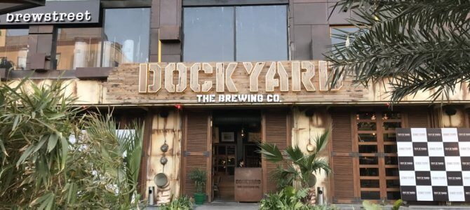 Dine at One of the Finest Breweries this Weekend @My Bar Headquarters by Dockyard