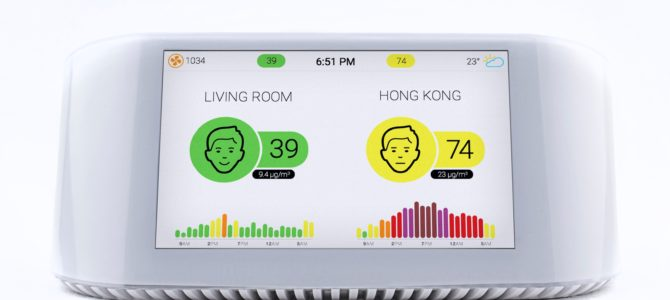 Atlanta Healthcare revolutionizes the Healthcare Industry with its best-in-class Air Quality Monitor